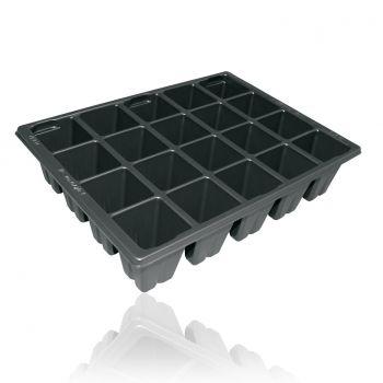 Kassett Teku Miniflor sügav 38x28x8,5cm