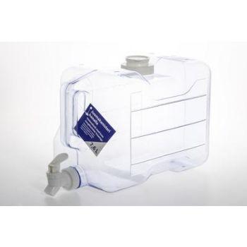 Veekanister 7,6L kraaniga