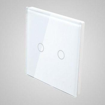 Lüliti Tenux klaaspaneel valge 2-a 47433229