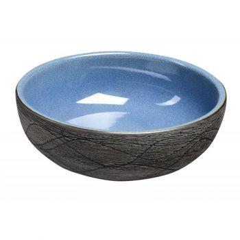 Keraamiline valamu Sapho Priori PI020 hall / sinine