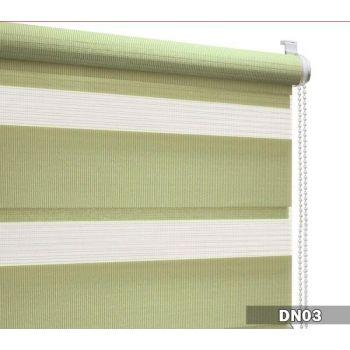 Ruloo Duo 80x175 DN03 roheline
