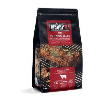 Suitsulaastud Weber beef 0,7kg 077924048807