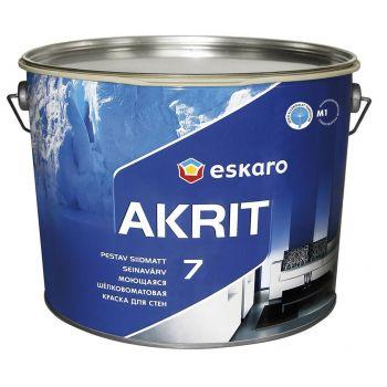 Seinavärv Akrit-7 9L TR 6430011062249