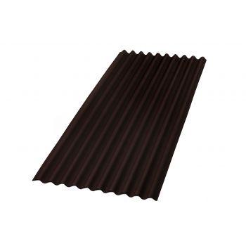 Onduline Classic katuseplaat 2,0 x 0,94 m pruun