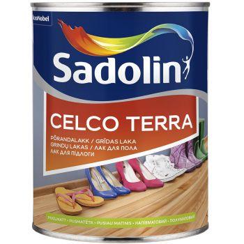 Põrandalakk Sadolin Celco Terra 20 2,5L, poolmatt
