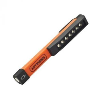 LED-pliiatslamp/taskulamp 7 SMD, 2 magnetit