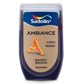 Ambiance tester Sadolin 30ml bakery brown