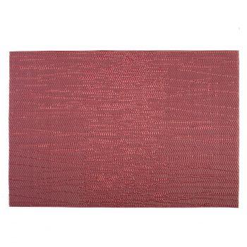 Lauamatt Textiline 30x45 punane