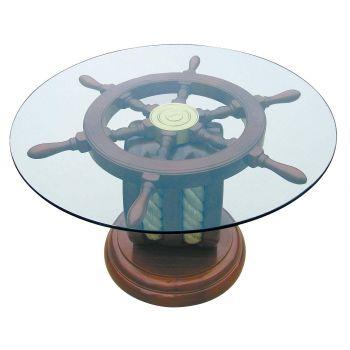 Laud puidust H41cm D65cm 55890