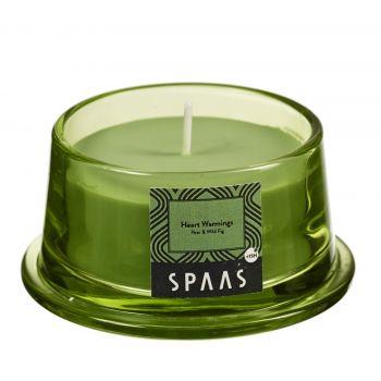 Küünal lõhna klaasis 15h pirn/viigimari 5411708161170