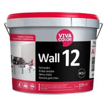 Seinavärv Vivacolor Wall 12 A 9L