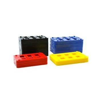 Montaažiklotsid 3mm 50tk 4742879010341