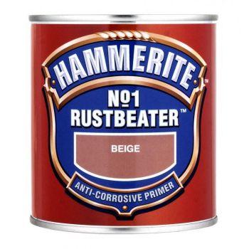 Kruntvärv Hammerite No 1 Rustbeater 500ml, tumepruun