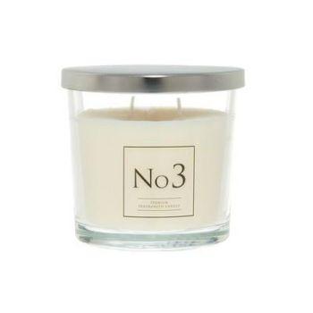 Küünal lõhna klaastopsis Nr.3