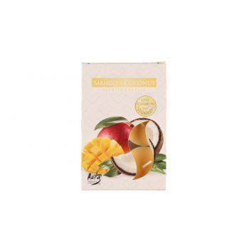 Teeküünal 6tk mango-kookos