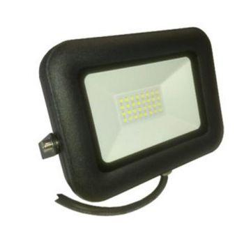 LED Prožektor 50W 3500lm 4500K IP65 valge