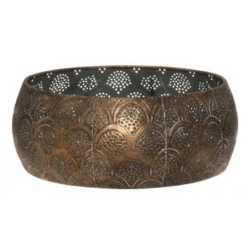 Kauss Casablanca 22cm metallist 6410413321304