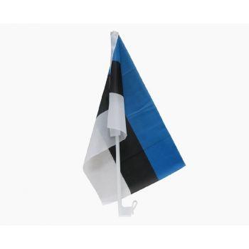 Eesti autolipp hoidikuga 24x38cm 4741262008125