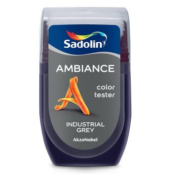 Ambiance tester Sadolin 30ml industrial grey
