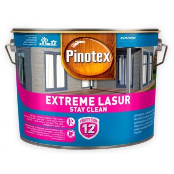 Puidukaitsevahend Pinotex Extreme Lasur CLR 10L
