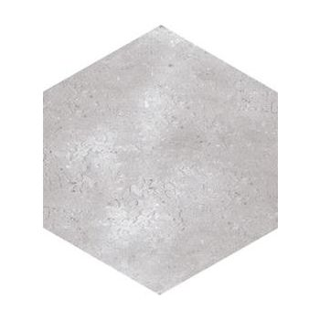 Põrandaplaat FLM 12 Hex Light Grey 28x33