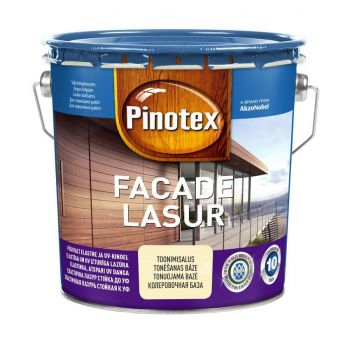 Pinotex Facade Lasur punane 3L