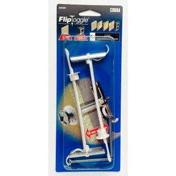 058060678141 Kipsplaadi ankur FLIPTOGGLE 5,0x64mm (2/tk pakk) 57kg