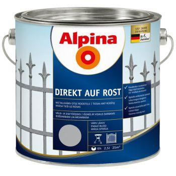 Alpina Direkt auf Rost 2,5L hõbedane