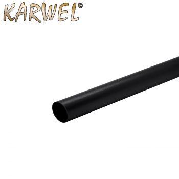 Kardinapuu toru/16 180cm must 5907572991338