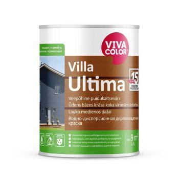 Puidukaitsevärv Vivacolor Villa Ultima VVA 0,9L