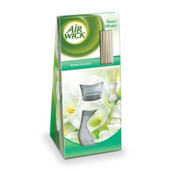 AIR WICK Diffuser White Flowers 25 ML 5900627073751