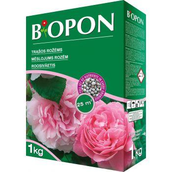 Väetis Biopon roosidele 1kg