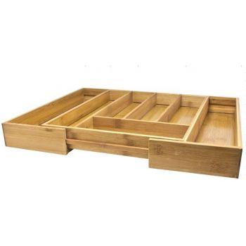 Söögiriistade sahtel puit pikendatav 8712442985259