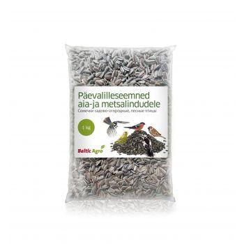 Päevalilleseemned aia- ja metsalindudele 1kg