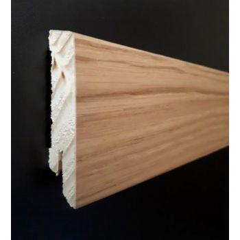 Puitliist spoonitud tamm valge UV-õli 15x60mm 2.5m
