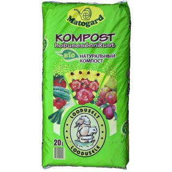 Kompost Bio Matogard 20L 4742014000206