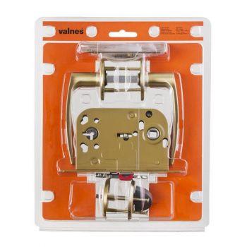 Lukukomplekt VAL2014 GSETWC matt messing Lukukomplektid 4743015046859