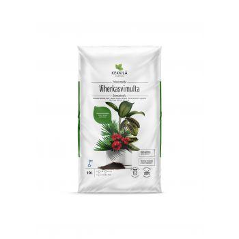 Roheliste taimede muld Kekkilä 10L 6433000100397