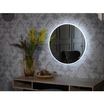 LED-peegel Avonia 80cm IP44