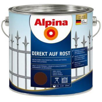Alpina Direkt auf Rost 2,5L pähklipruun