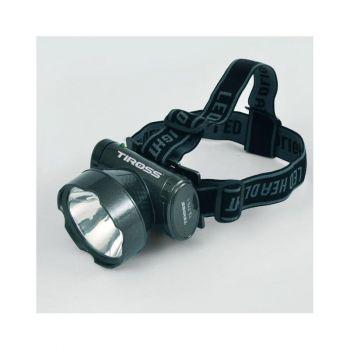 Laetav pealamp Tiross 1W LED1 TS-776-1