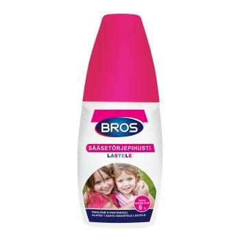 Sääsetõrje Bros lastele 50ml 5904517246218 Sääsevõrgud ja putukatõrje