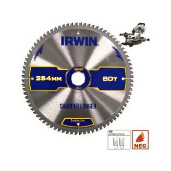 Saeketas Irwin Weldtec 216x30x84T 5706918974420