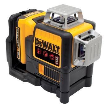 Laser Dewalt DCE089D1R 15m punane kiir 5035048489659