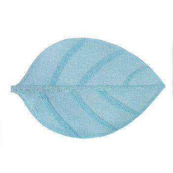 Lauamatt Leaf 30x45 helesinine