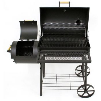 Suitsu ja BBQ grill