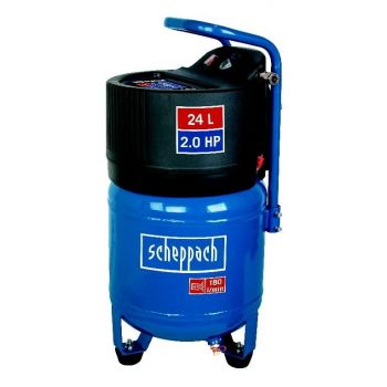 Scheppach kompressor HC 24 V õlivaba vertikaalne