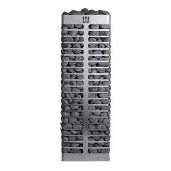 Saunakeris Steel 3,5kW +UKU Wifi+ 4 kasti väikseid kive