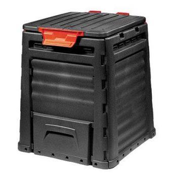 Komposter ECO 320L 65x65xh75cm 3253929000140 Curver 231597