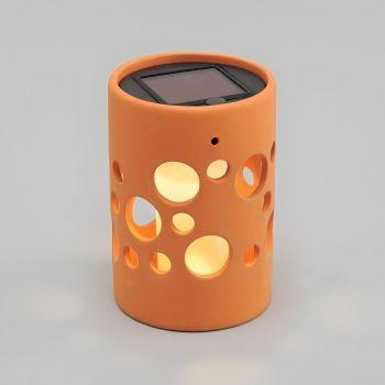 Solarlamp Genova 7800-900 oranž 7318307800906